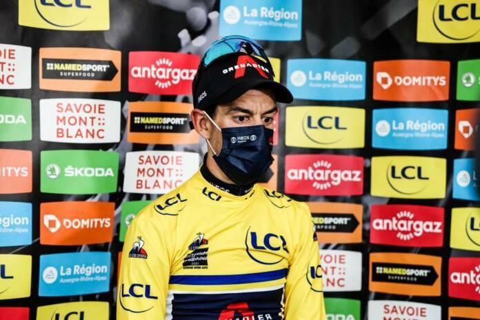 Critérium du Dauphiné 2021 : La réaction de Richie Porte après la 7e étape