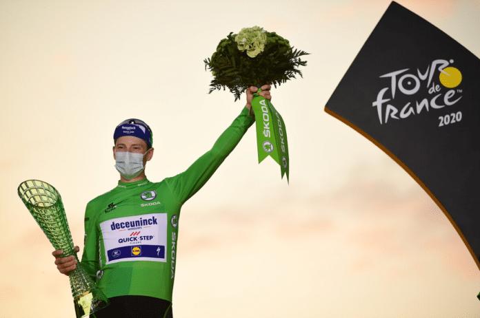 Tour de France 2021 : Sam Bennett, blessé, ne pourra pas défendre son maillot vert