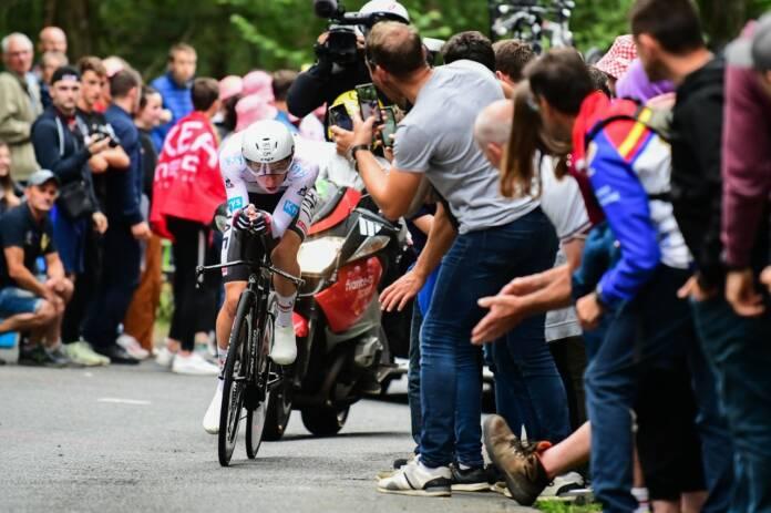 Tour de France 2021 : Tadej Pogacar gagne la 5e étape