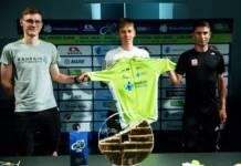 Tadej Pogacar venu sur le Tour de Slovénie 2021 pour gagner
