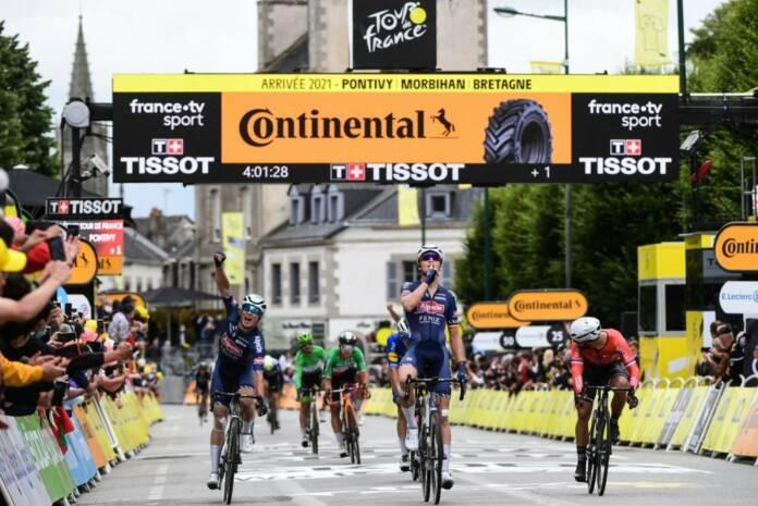 Tour de France 2021 : Tim Merlier remporte la 3e étape