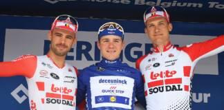 Tour de Belgique 2021 : La liste complète des participants