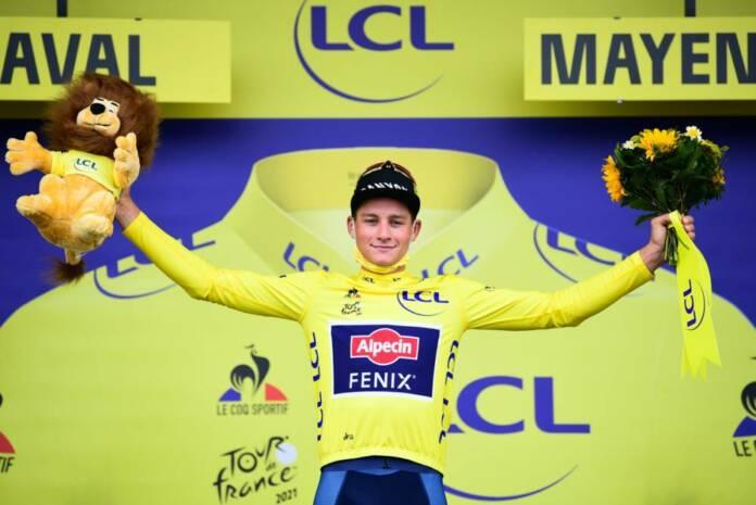 Tour de France 2021 : Le classement général complet de la 5e étape