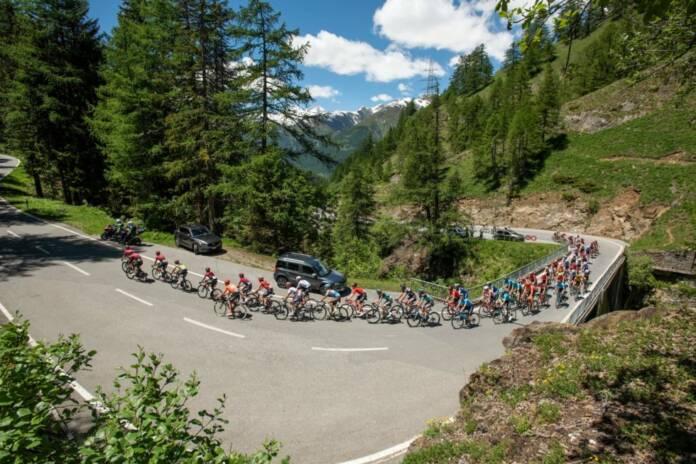 Le Tour de Suisse disponible en clair