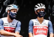 Tour de France 2021 : Trek-Segafredo avec ses deux Français