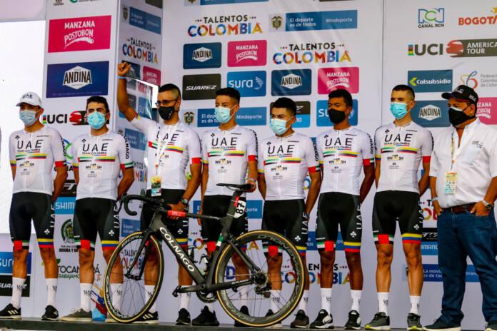 UAE Team Colombia ferme ses portes après un cas positif au dopage