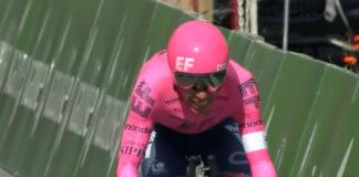 Rigoberto Uran plus fort sur le 2e chrono du Tour de Suisse 2021