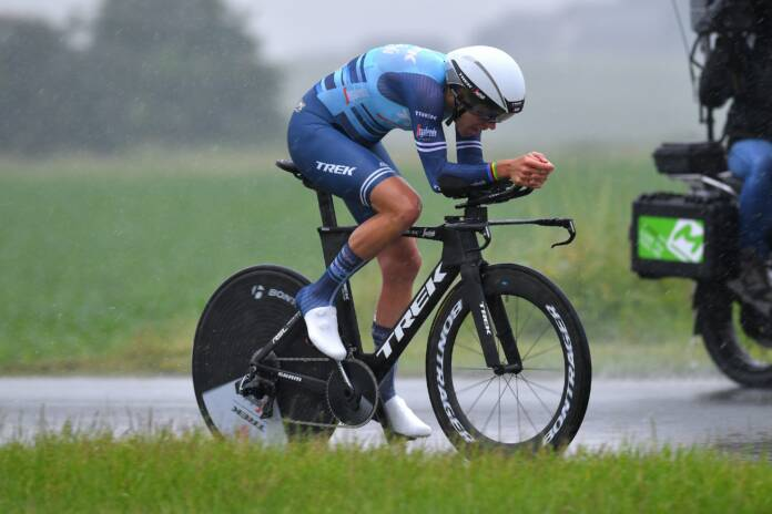 Tour de Belgique 2021 : Ellen Van Dijk première leader