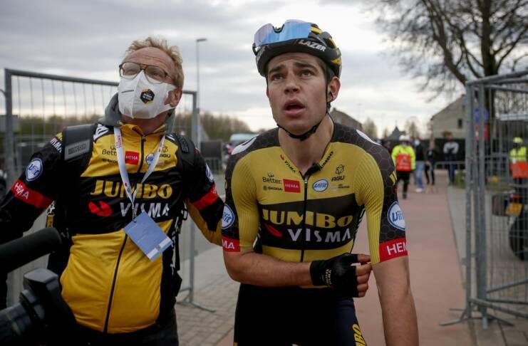 Wout van Aert condamné à une amende de 660 000€ !