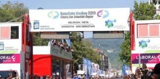 La Clasica San Sebastian 2021 c'est une bataille entre puncheurs et grimpeurs