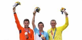 Primoz Roglic champion olympique