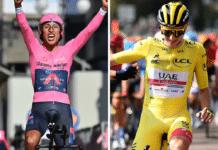 La Vuelta 2021 : Un duel entre Egan Bernal et Tadej Pogacar ?
