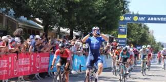 Alvaro José Hodeg premier vainqueur d'étape du Tour de l'Ain 2021