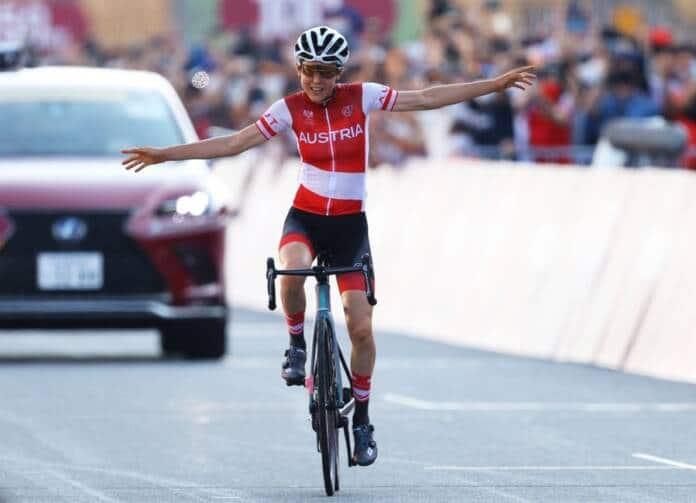 Jour de gloire d'Ana Kiesenhofer aux Jeux olympiques de Tokyo