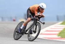 Annemiek van Vleuten reporte le chrono des Jeux Olympiques de Tokyo