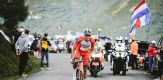 Tour de France 2021 : Anthony Pérez a passé le 14 juillet à l'avant