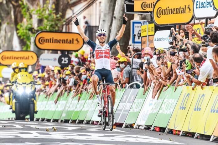 En baroudeur, Bauke Mollema décroche un succès au Tour de France 2021