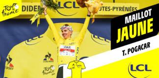 Tour de France 2021 : Le classement général complet après la 18e étape