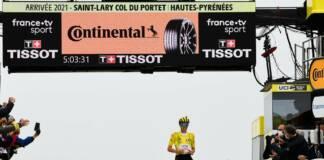 Tour de France 2021 : Le classement complet de la 17e étape