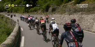 Tour de France 2021 : 32 coureurs échappés sur la 15e étape