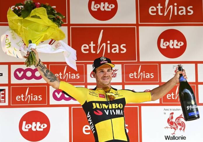 Dylan groenewegen vainqueur une 2e fois sur le Tour de Wallonie 2021