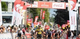 Tour de Wallonie 2021 : Dylan Groenewegen remporte la 1e étape
