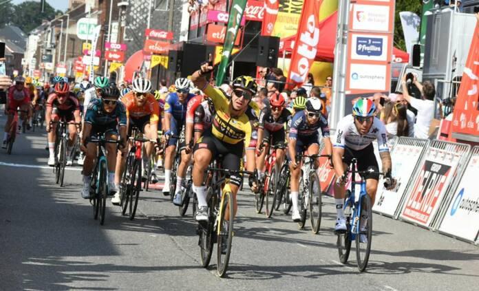 Tour de Wallonie 2021 : Dylan Groenewegen remporte la 4e étape
