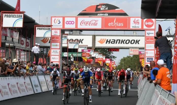 Tour de Wallonie 2021 : Fabio Jakobsen remporte la 2e étape