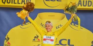 Tadej Pogacar va aborder en jaune les Pyrénées au Tour de France 2021