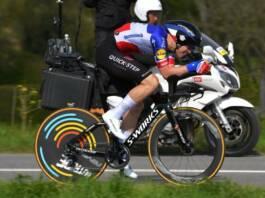 Rémi Cavagna est un candidat à la médaille au chrono des Jeux Olympiques de Tokyo