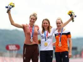 Annemiek van Vleuten lauréate au chrono des Jeux Olympiques de Tokyo