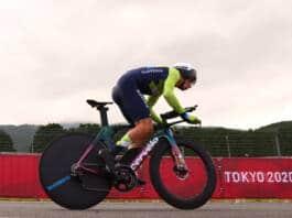 Primoz Roglic décroche l'or aux Jeux Olympiques de Tokyo