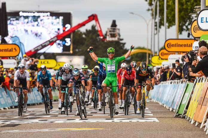 Tour de France 2021 : Mark Cavendish remporte la 10e étape