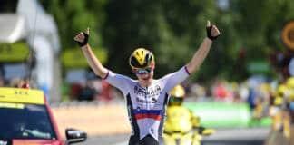 Tour de France 2021 : Matej Mohoric remporte la 19e étape