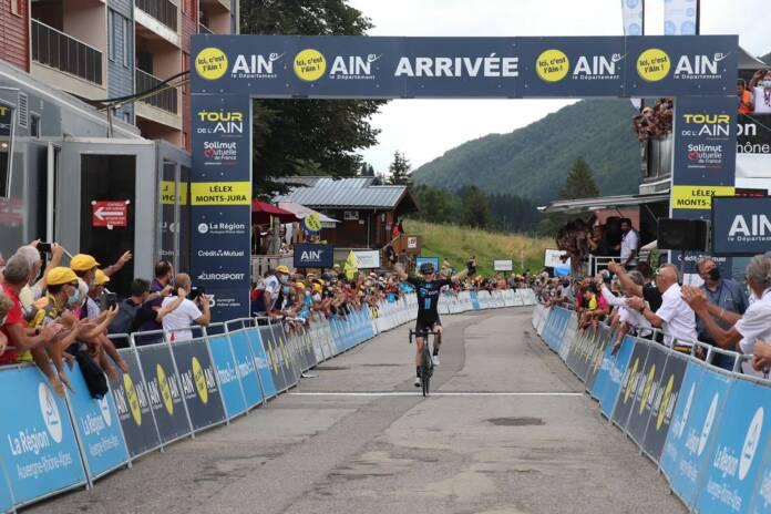 Michael Storer vainqueur final du Tour de l'Ain 2021