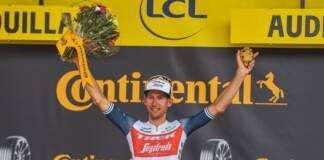 Bauke Mollema vainqueur d'étape au Tour de France 2021