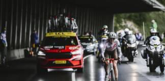 Au Tour de France 2021, Ben O'Connor impressionne dans les Alpes