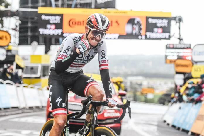 Tour de France 2021 : Patrick Konrad remporte la 16e étape