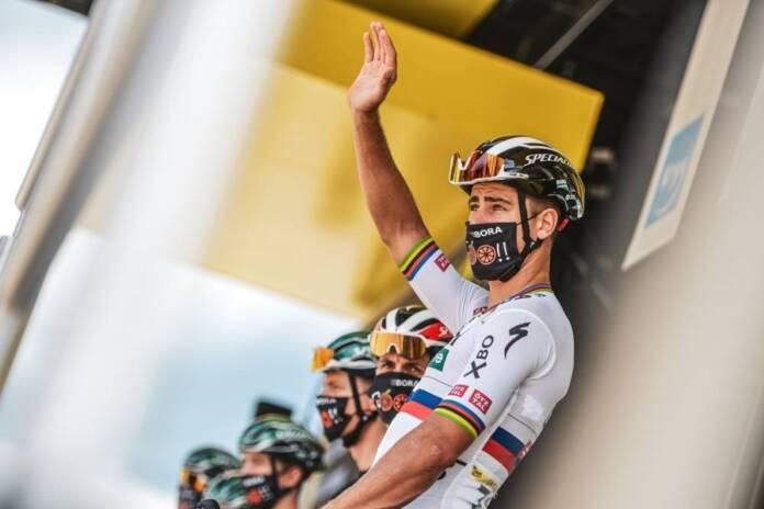 Peter Sagan abandonne le Tour de France 2021