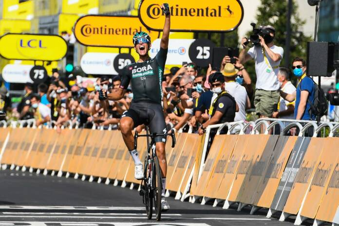 Tour de France 2021 : Nils Politt remporte la 12e étape en solitaire