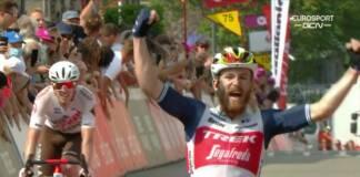 Tour de Wallonie 2021 : Victoire de Quinn Simmons sur la 3e étape