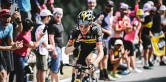 Sepp Kuss a remporté en solitaire la 15e étape du Tour de France 2021