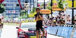Tour de France 2021 : Sepp Kuss remporte la 15e étape