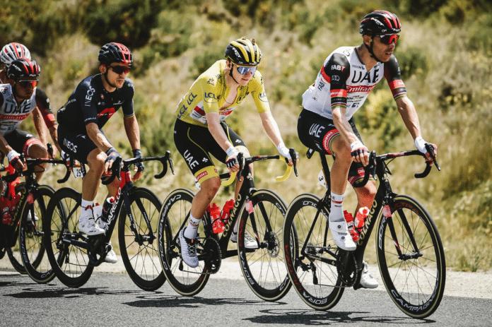 Tour de France 2021 : Tadej Pogacar répond aux suspicions