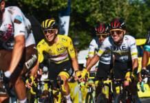 Tadej Pogacar vainqueur du Tour de France 2021