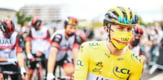 """Tour de France 2021 : Tadej Pogacar voit le cyclisme comme """"un jeu"""""""