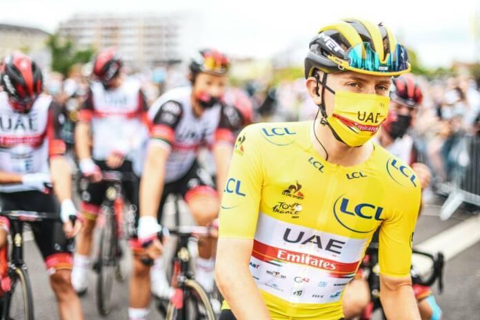 Tour de France 2021 : Tadej Pogacar voit le cyclisme comme