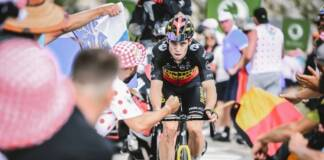 Wout Van Aert a remporté en solitaire la 11e étape du Tour de France 2011