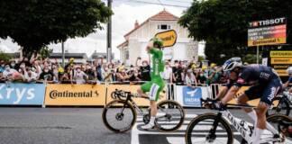 Mark Cavendish affiche une excellente forme en ce début de Tour de France 2021
