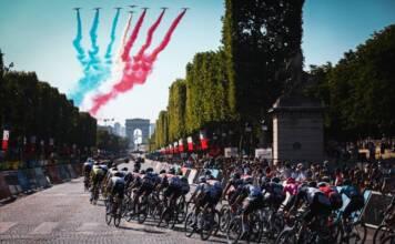 Le Tour de France se termine par une victoire de Wout Van Aert